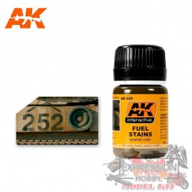 FUEL STAINS AK-025