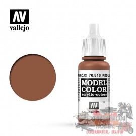 Model color 17 ml Red...