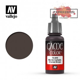 Game Color Charred Brown 17...