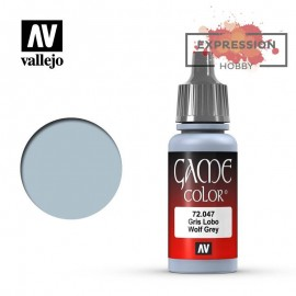 Game Color Wolf Grey 17 ml....