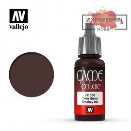 Game Color Smokey Ink 17...