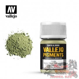 VALLEJO PIGMENT FADED OLIVE...