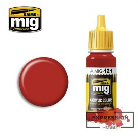 ACRYLIC COLOR Blood Red...