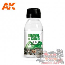 AK GRAVEL AND SAND FIXER...