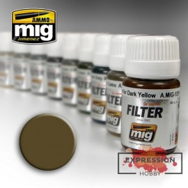 MIG FILTER - 35ML - TAN FOR...