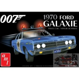 FORD GALAXIE POLICE 1970...