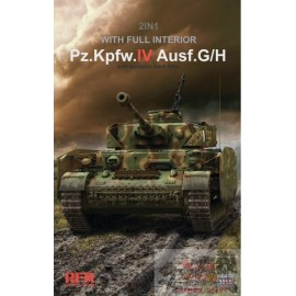 PZ.KPFW.IV AUSF. G/H WITH...