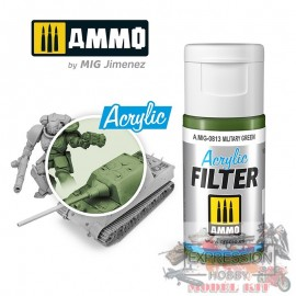 ACRYLIC FILTER Military...