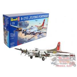 B-17G FLYING FORTRESS 1/72...