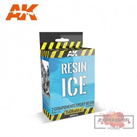 RESIN ICE 2 COMPOSANTS...