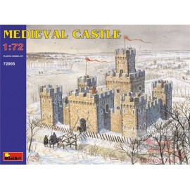 CHATEAU MEDIEVAL 1/72...