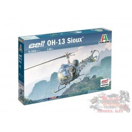 BELL OH-13 SIOUX 1/48...