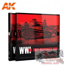 LIVRE WWI THE FIRST...