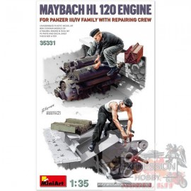 MAYBACH HL 120 ENGINE FOR...