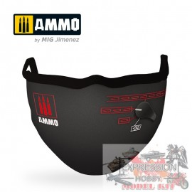 """AMMO FACE MASK """"SWITCH..."""
