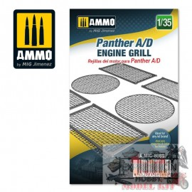 PANTHER A/D ENGINE GRILLES,...