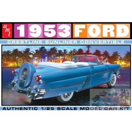 FORD CONVERTIBLE 1953 1/25...