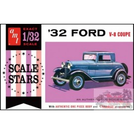 FORD V8 COUPE '32 1/25 AMT...