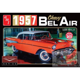 CHEVY BEL AIR 1957 1/25 AMT...