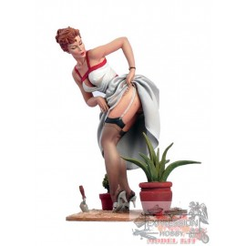 THE STINGING GARDEN PIN UP...