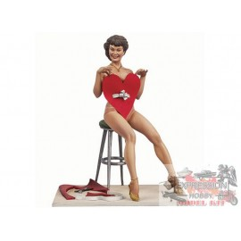 VALENTINE'S DAY PIN UP...