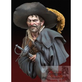 BUSTE THE LOOTER, 1640...