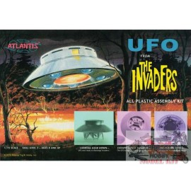 UFO FROM THE INVADERS 1/72...