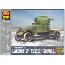 LANCHESTER RUSSIAN SERVICE...