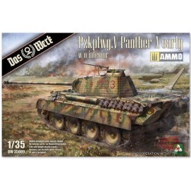 PZKPFWG. V PANTHER A EARLY...
