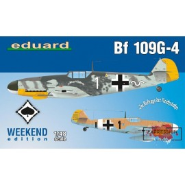BF 109G-4 WEEKEND EDITION...