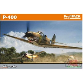 BELL P-400 AIRACOBRA 1/48...