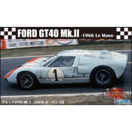 FORD GT40 MK-II LE MANS...