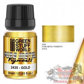 PURE METAL PIGMENTS OR GSW...
