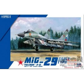 """MIG-29 9-12 """"FULCRUM"""" EARLY..."""