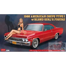AMERICAN COUPE TYPE I '66...