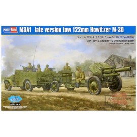 M3A1 LATE VERSION TOW 122MM...