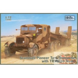 SCAMELL PIONEER TANK...