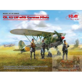 CR. 42 LW WITH GERMAN...