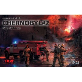 CHERNOBYL 2 FIRE FIGHTERS...