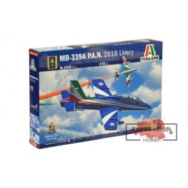 MB 339A P.A.N. 2018 1/72...