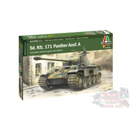 SD.KFZ. 171 PANTHER AUSF. A...