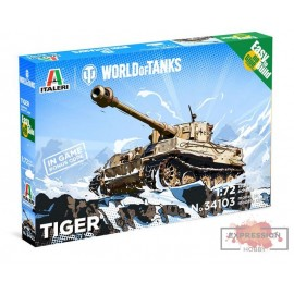 TIGER - WOT - EASY TO BUILD...