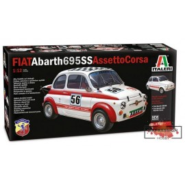 FIAT ABARTH 695SS/ASSETTO...