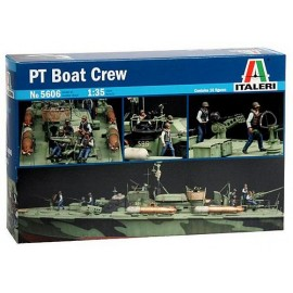 EQUIPAGE POUR TORPEDO BOAT...