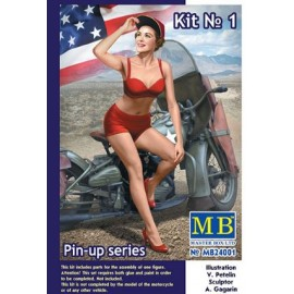 PIN-UP SERIES KIT MARYLINE...