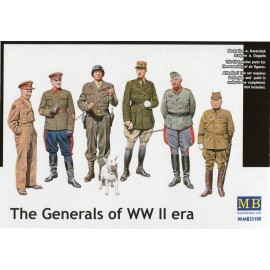 GENERAL OF WWII 1/35 MASTER...