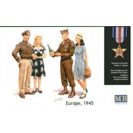 VICTORY DAY EUROPE 1945...