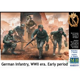 GERMAN INFANTRY WWII EARLY...