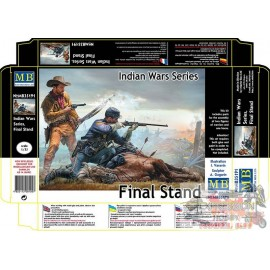 FINAL STAND, INDIAN WARS...