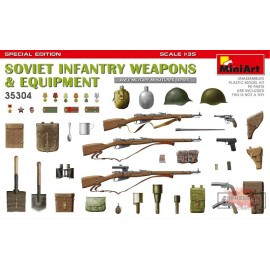 SOVIET INFANTRY WEAPONS &...